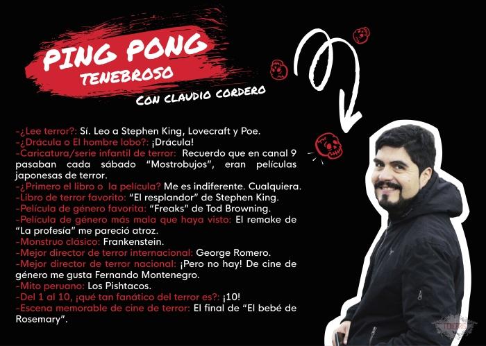 PING PONG 1 cordero