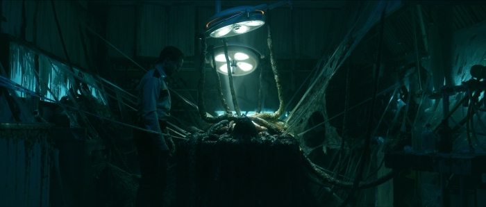 The Void, de Jeremy Gillespie y Steven Kostanski (Canadá) (Película de clausura)